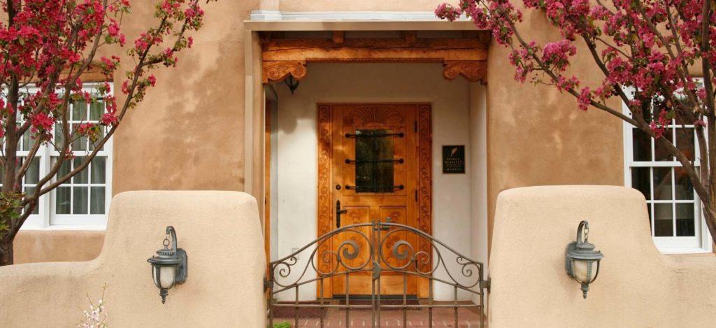 Entrance of El Farolito