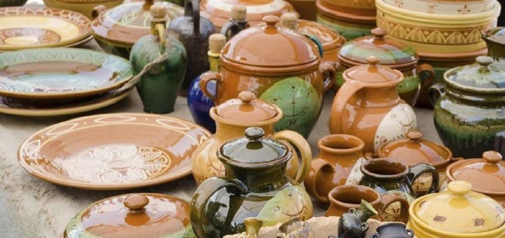 Pottery at Festival - sauletas - iStoc