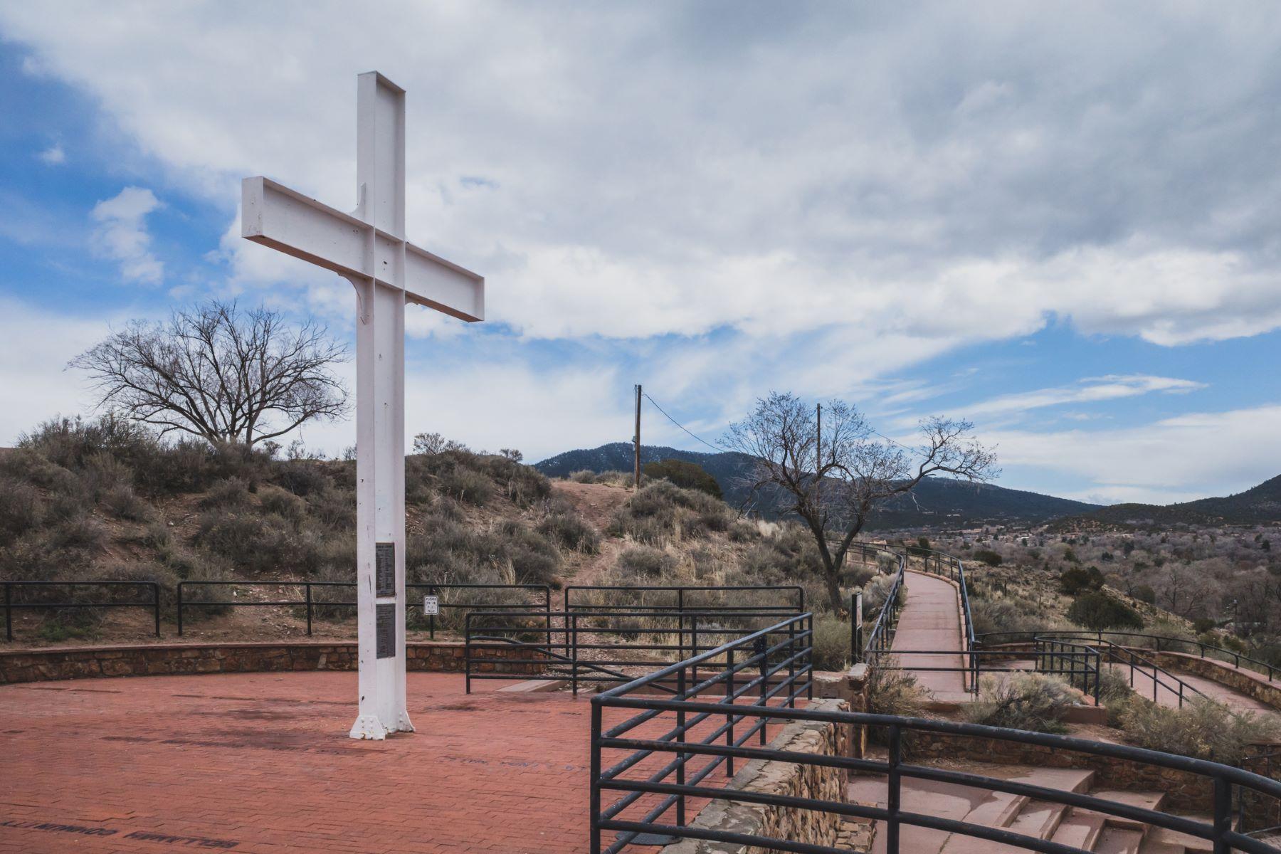 Cross of the Martyrs Santa Fe